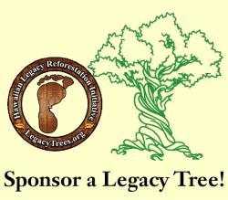 Sponsor a Legacy Tree