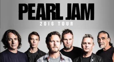 Pearl Jam April