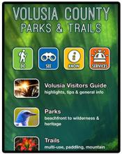 Volusia County Parks & Trails Mobile App