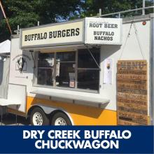 Dry Creek Buffalo Wagon