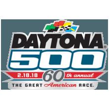 Daytona 500 69th Anniversary Logo
