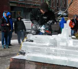 Fire & Ice Festival - Photo by: Sheena Baker