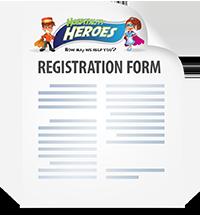 Hospitality Heroes - Reg Form