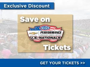 2017 NHRA U.S. Nationals Discount