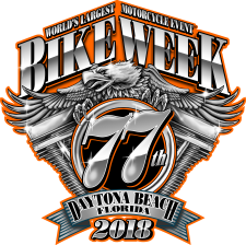 Daytona Bike Week Logo