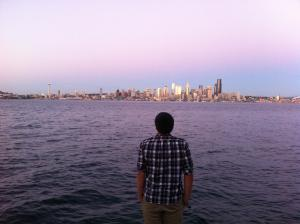 Best Places to Watch the Sunset Alki Beach Park