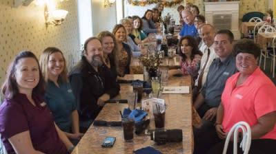 Group Friendly Restaurants in Hendricks County