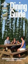 Eugene, Cascades & Coast Dining Guide Cover
