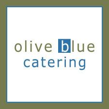 Olive Blue Catering Logo