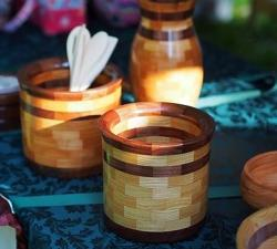 Gorgeous handmade items will be for sale at the Quaker Day Festival.