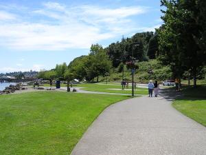 Ruston Way Path