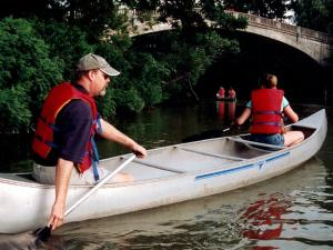 Canoeing in Rochester, NY