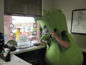 Blue Rocks - Mr Celery Selling Tix