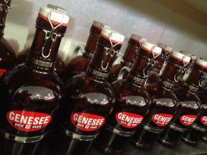Growlers at Genesee Brew House