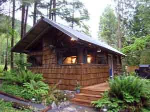 Altimeter Cabins at Mt. Rainier