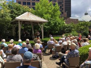 Free Xerox Rochester International Jazz Festival Concert at the Monroe County Library