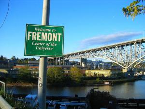 "Visiting Fremont, ""The Center of the Universe"""