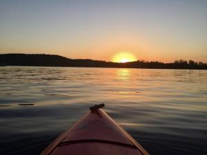kayaking bloomington