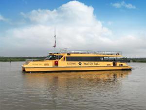 water taxi wharf