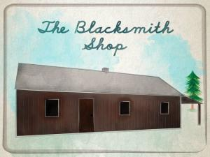 Mennonite Heritage Village: The Blacksmith Shop