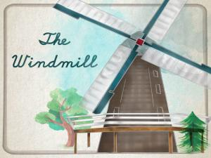 Mennonite Heritage Village: The Windmill