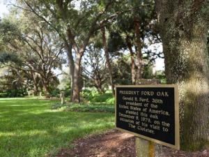 Presidential Oaks on Sea Island