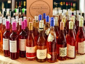 Rosé for days, Trio Wine, Beer, & Cheese, OBX, North Carolina