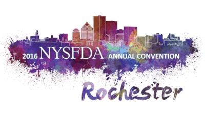 Logo for the NYSFDA convention