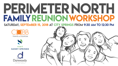 Family Reunion Workshop Facebook Event