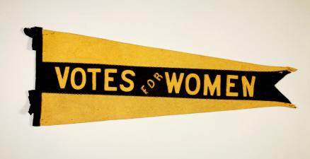 Votes for Women Suffrage Flag