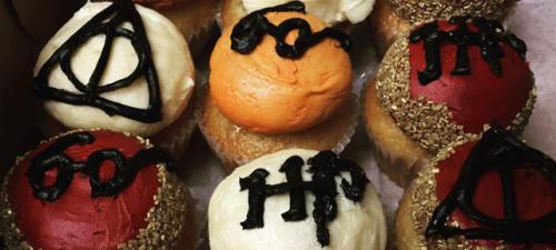 Comic Con Cupcakes