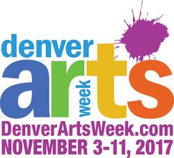 Denver Arts Week Logo