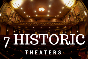 7 Historic Theaters