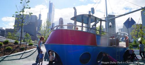 Maggie Daley Park Chicago