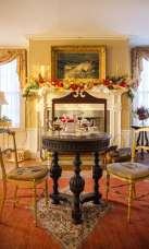 Christmas At The Linden Place Mansion