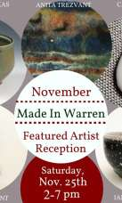 Small Business Saturday - Featured Artists