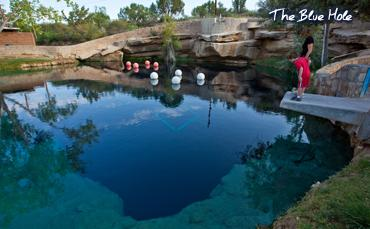 Santa Rosa - Blue Hole