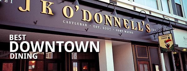 Best Downtown Dining