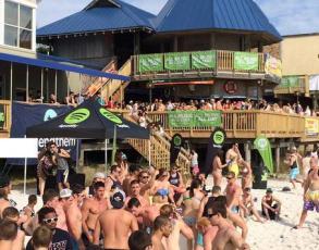 Panama city beach nightlife dance clubs karaoke wine bars harpoon harrys sciox Images