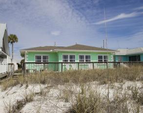 Beach Houses & Townhome Rentals   Panama City Beach, FL