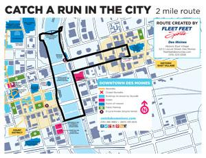 FF Running-Route 2-miles