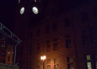 Jim Thorpe Clock Tower