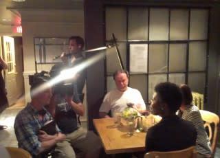 Recording Some Testimonials