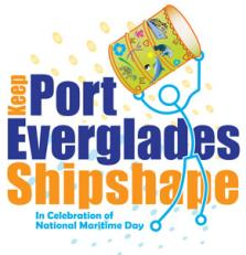 Keep Port Everglades Shipshape logo