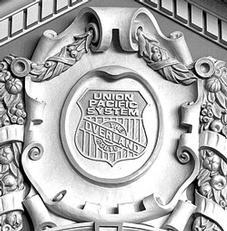 Union Pacific Railroad seal
