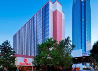 Sheraton Hotel Oklahoma City Downtown
