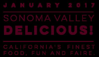 Sonoma Valley Delicious