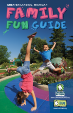 2017 Family Fun Guide Cover Image