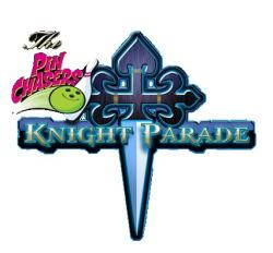 Pin Chasers Knight Parade