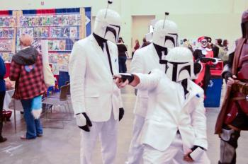 Grand Rapids Comic Con Costumes 1